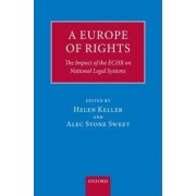 A Europe of Rights by Helen Keller