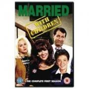 Married with Children - The Complete First Season świat według Bundych sezon 1
