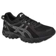 asics Gel-Sonoma 2 G-TX But do biegania Kobiety czarny Buty trailowe