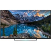 "Televizor LED Sony BRAVIA 109 cm (43"") KDL-43W808C, Full HD, 3D, Smart TV, Motionflow XR 1000 Hz, X-Reality PRO, Android TV, CI+ + Lantisor placat cu aur si pandantiv in forma de inel gravat"
