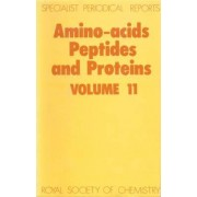 Amino-Acids, Peptides, and Proteins by R. C. Sheppard