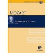 Symphony No. 40 G Minor KV 550 by Wolfgang Amadeus Mozart