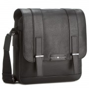 Geantă crossover TOMMY HILFIGER - Business Ns Messeneger W/Flap AM0AM01408 002