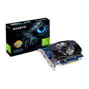 Tarjeta de Video Nvidia Gigabyte GT730 GeForce 2GB DDR3 PCI-E HDMI (GV-N730-2GI)-Negro