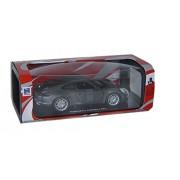 NEWRAY 71295 - Porsche 911 Carrera 4, Scala 1:24, Die Cast, Grigio