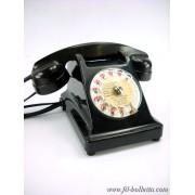 Telefono antico francese da tavolo a208