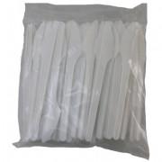 Cutite din material plastic 100 bucati / set 2328