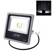 Proiector LED SMD 20W Economic Slim 6500K ( Lumina Rece) de Interior si Exterior