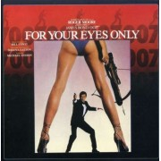 Orginal Motion Picture Soundtrack - For Your Eyes Only (0724354144929) (1 CD)
