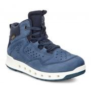 Ghete sport-casual baieti ECCO Cool Kids (Albastre / Denim Blue)