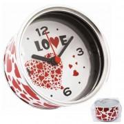 Reloj aluminio love
