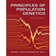 Principles of Population Genetics by Daniel L. Hartl