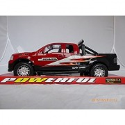 MAX Power Super Speed Truck - Red & Black King-1 Racer