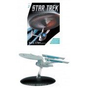 Star Trek Official Starships Collection #2: USS Enterprise NCC- 1701, Collectors Edition, Spaceship and Magazine (Language: English)