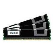 Crucial Mémoire RAM DDR3L (DDR3 SDRAM) 12 Go (3 x 4 Go) PC3-12800 800 MHz