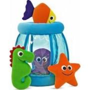 Acvariul cu animale marine din plus Melissa and Doug
