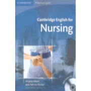 Cambridge English for Nursing Intermediate Plus Student's Book with Audio CDs (2) by Virginia Allum