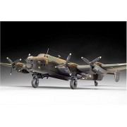 04394 - Revell - Handley Page Halifax B Mk.I / II, 155 partes