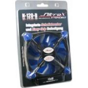 Ventilator Inter-Tech CobaNitrox Extended N-120-B 120mm Blue LED
