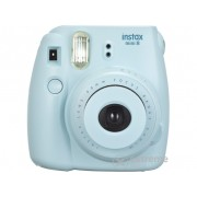 Aparat foto analog Fujifilm Instax Mini 8, albastru