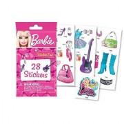 Stickerzine Barbie Sticker Refill Single Pack (28 Stickers)
