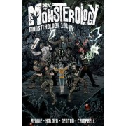 Dept. of Monsterology: Monsterology 101 Volume 1 by Gordon Rennie