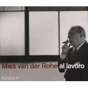Mies van der Rohe al lavoro by Peter Carter