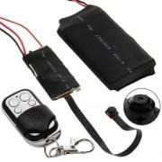 Mini Wireless Camcorder / Camera with Remote Control(Black)