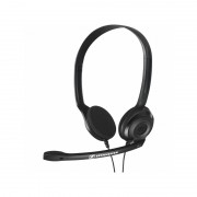 Casti Sennheiser Over-Head PC 3 CHAT Black