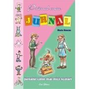 Primul meu jurnal: jurnalul celor mai mici scolari