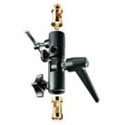 Manfrotto 026 - suport umbrela si blit