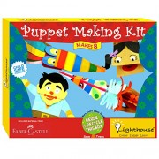 Lighthouse Make Your Own Puppet Making Kit - DIY Kit