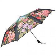 """VON LILIENFELD Paraguas de bolsillo """"Jardín de rosas"""""""