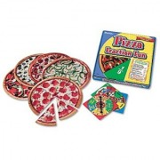 LRN5060 - Learning Resources Pizza Fraction Fun