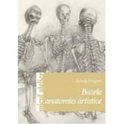 Bazele anatomiei artistice - Konig Frigyes