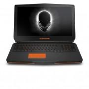 Laptop ALIENWARE, 17, Intel Core i7-4700MQ, 2.40 GHz, HDD: 750 GB, RAM: 8 GB, unitate optica: DVD RW, video: nVIDIA GeForce GTX 765M, webcam, BT