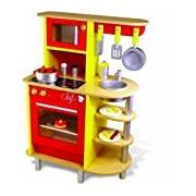 """Vilac Large """"Chef"""" Kitchen (20-Piece)"""