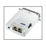 ATEN AS248R :: приемник за Printer Network през телефонна линия - 8 принтера / 64 компютъра