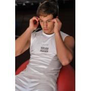 QZ Bodywear Eros Bad Boy Flag Muscle Top T Shirt 157-664811