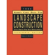 Kerr's Cost Data for Landscape Construction by Norman L. Dietrich
