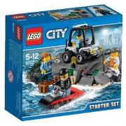 LEGO - Set de introducción: prisión en la isla, multicolor (60127)