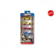 Mattel hot wheels confezion 5 pezzi 1806