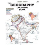 Geography Coloring Book by Wynn Kapit