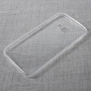 Samsung Galaxy A3 2017 Tpu Transparent Coque Housse Etui En Silicone Gel Souple