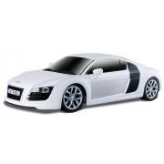 Maisto 1:24 2009 Audi R8 V10, White