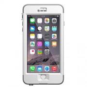 LifeProof Nuud Series Custodia per Apple iPhone 6 Plus, Bianco