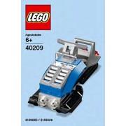 Constructibles Snowmobile Lego Parts & Instructions Kit 40209