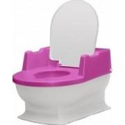 Minitoaleta pentru copii roz REER 4411.2