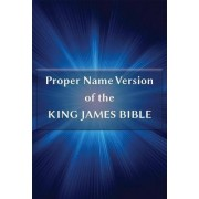 Study Bible-OE-Proper Name Version of King James by Name Publishers LLC