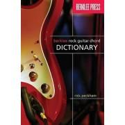 Berklee Rock Guitar Chord Dictionary by Rick Peckham